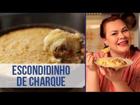 Escondidinho de Charque - Gastronomismo
