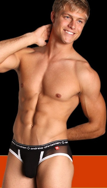 Was and Andrew christian underwear models male message, matchless)))