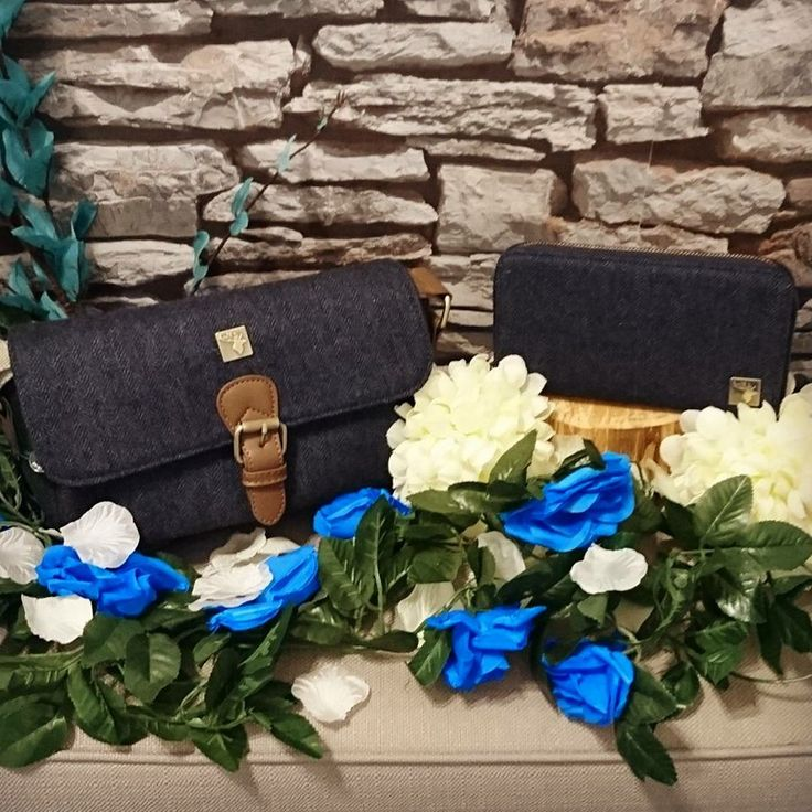 How stunning is this matching handbag and purse set from House of Tweed? | Practical, stylish and super cute, what more could you need? | Great to give as a git to that horse loving friend or country enthusiast! | Made from 50% wool and 50% polyester! | Lofthouse Equestrian | Shop now!
