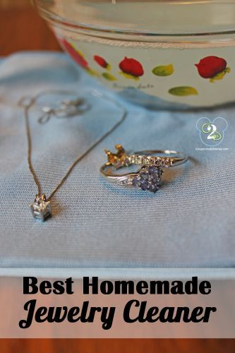 Best Homemade Jewelry Cleaner