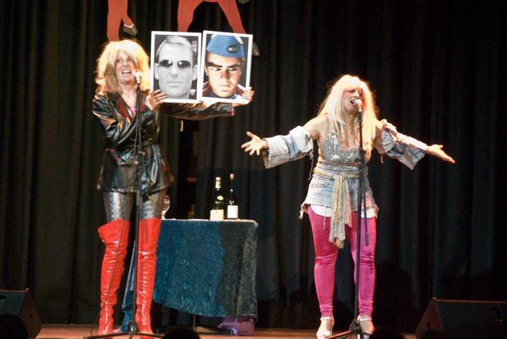 Ormond Hall presents : The Crimson Goat Cabaret Club May 2013  #cabaret #comedy #melbourne #events #villagemelbourne