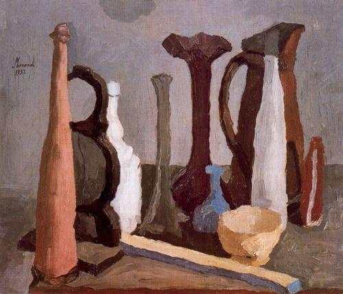 Giorgio Morandi:  Still Life (1932)