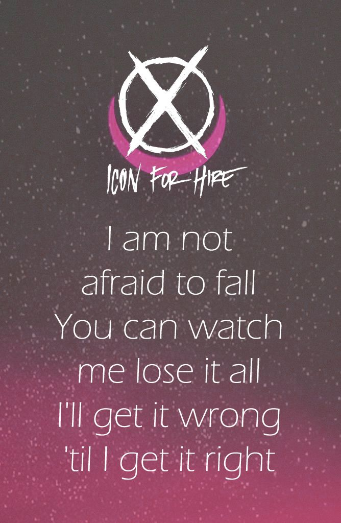 Icon For Hire #Watch me