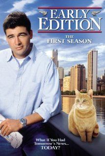 Early Edition (1996–2000)  His name is Gary Hobson. He gets tomorrow's newspaper today. He doesn't know how. He doesn't know why. All he knows is when the early edition hits his doorstep, he has twenty-four hours to set things right.