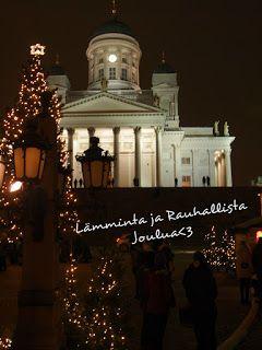 XL Cheap & Chic: Lämminhenkistä Joulua - Merry Christmas...