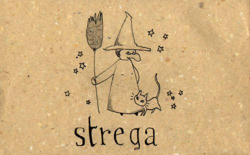 Learning Italian Language ~ Strega (witch) IFHN