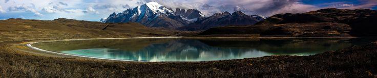 Laguna Amarga. Patagonia Chilena