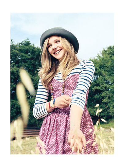 Chloë Grace Moretz, Amazing actress and a great model!