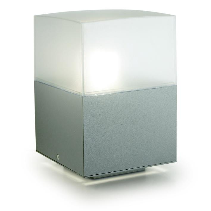 Lampa stojąca CUBIK 23cm 13W IP55 $99