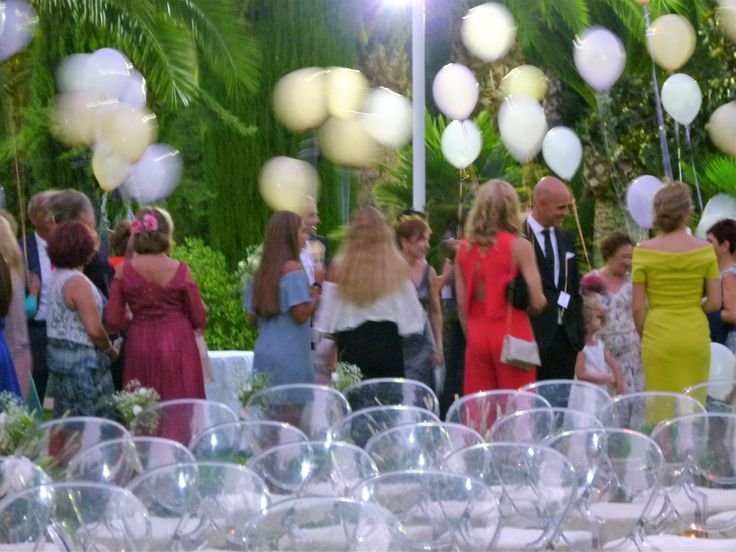 Los globos son deseos