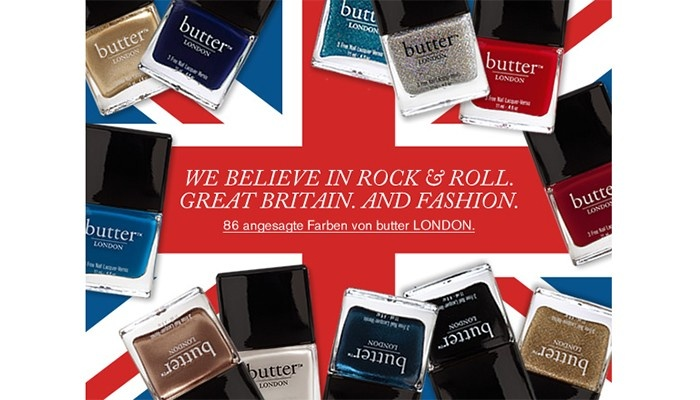 #butterlondon: #Beauty – so very #british! » Point-Rouge Magazin