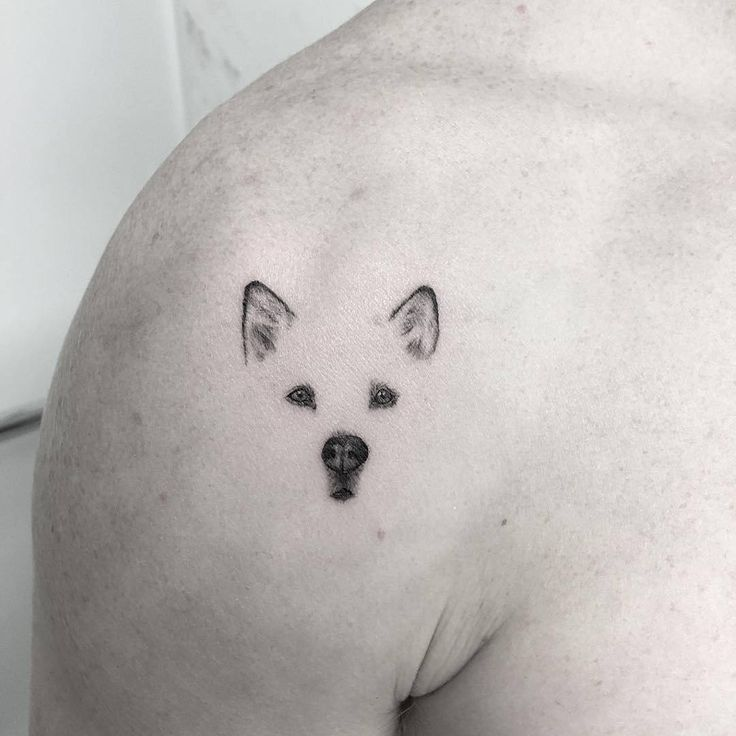 30 Adorable Animal Tattoos That Might Just Convince You to Get Inked –