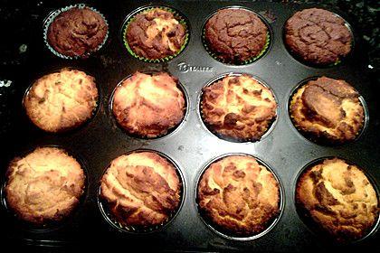Low Carb Kokosmehl-Muffins 3