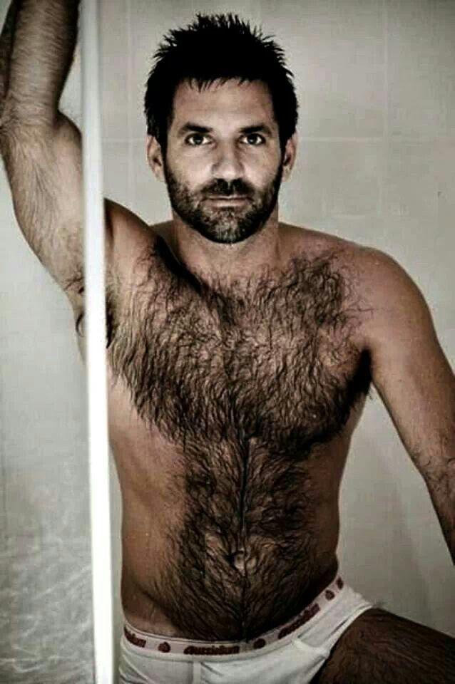 Very hairy men porn