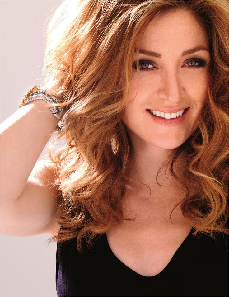 Sasha Alexander proved to me that when i grow up, that it is possible to have a family and a career simultaneously.