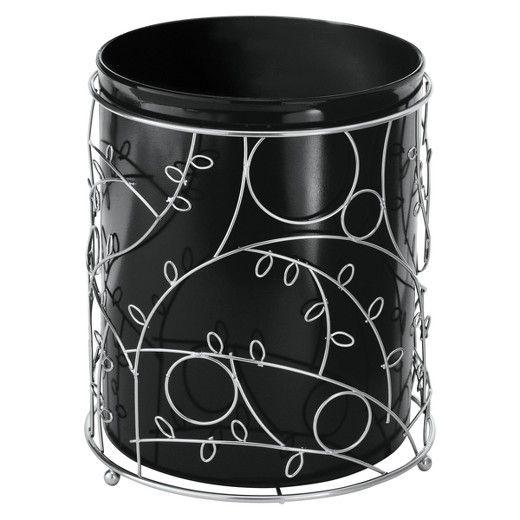 top 25 best bathroom trash cans ideas on pinterest trash can ideas rustic kitchen trash cans. Black Bedroom Furniture Sets. Home Design Ideas