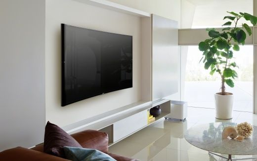 Sony Bravia S90 Curved 4k Tv Wall Mounted Curved Tvs Tvs Wall Mounted Tv