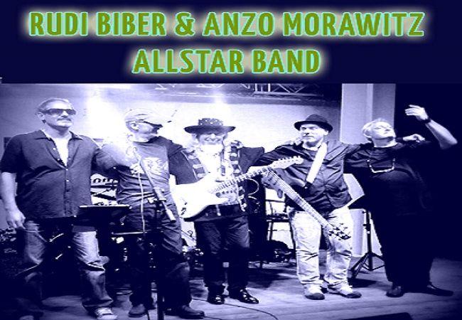 Rudi Bieber & Anzo Morawitz ALLSTAR BAND