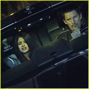 "selena gomez getaway  | Selena's upcoming new movie ""Getaway"" first look - Selena Gomez Photo ..."
