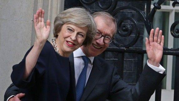 Großbritannien: Theresa May - von wegen Eiserne Lady - Politik - Aktuelle Politik-Nachrichten - Augsburger Allgemeine