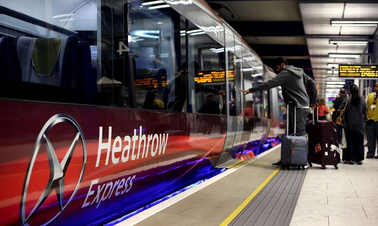 Air travellers advised to plan their route to airports and leave extra time due to Gatwick Express and Heathrow Express and Connect train service closures