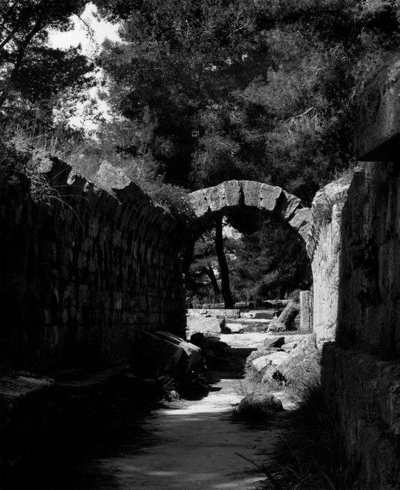Magnum Photos - Herbert List GREECE. Peloponnese. Olympia. 1937.