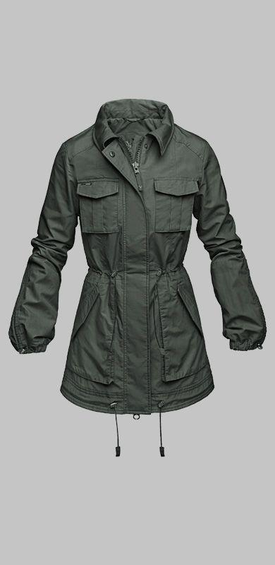 women's Ranger waterproof jacket from Nobis.   www.explorewildmountain.com