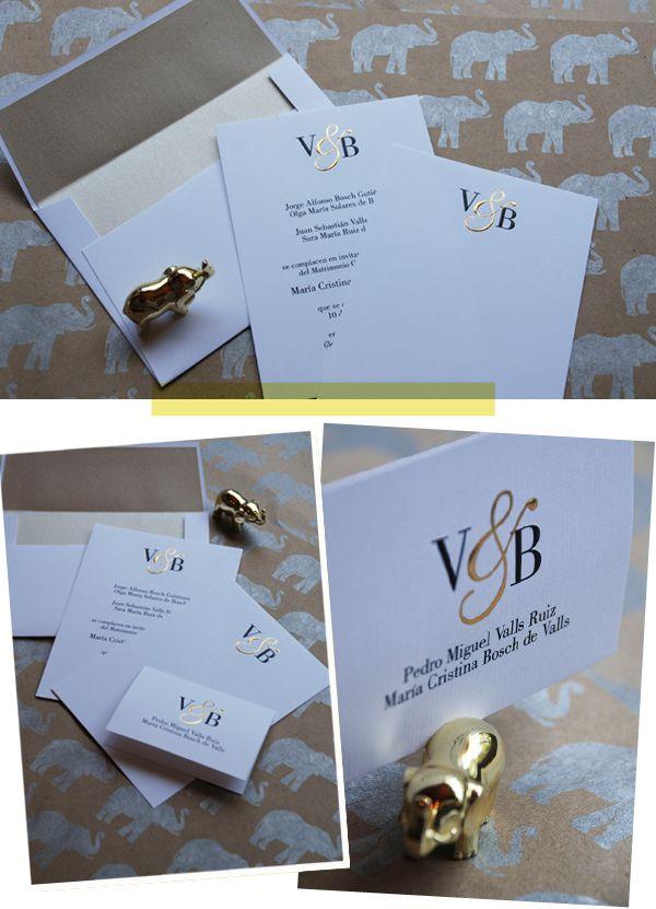 BLACK & GOLD Invitation + StationeryWeb Design, Sweets 16, Olga Aguilar, Gold Words, Black Gold, June 20, 16 Invitations, Gold Invitations