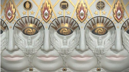 Alex Grey Godhead Entheon