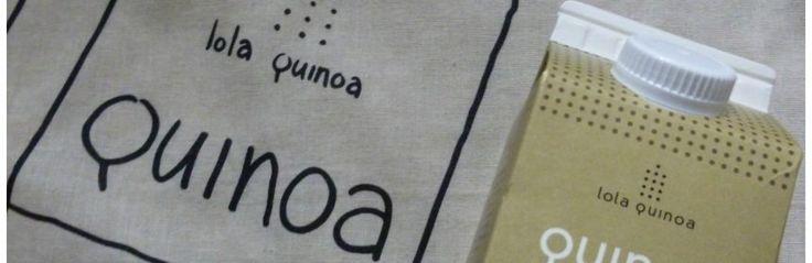 Lola Quina Spelt 100 % NL Nederland ingrediënten trots natuurlijke wijze Europese landen quinoa-spelt mix verbouwd kwaliteit combinatie rijst warme maaltijd nieuwsgierig pakketje recepten ontbijt besluit verpakking melkpakje draaidop kopje (amandel)melk honing blauwe bessen pap ochtend hongergevoel boekweit grutten bite vol gevoel energie voldoende lunch Low Lands kikkerlandje lola quinoa volkoren smaak ontdekken
