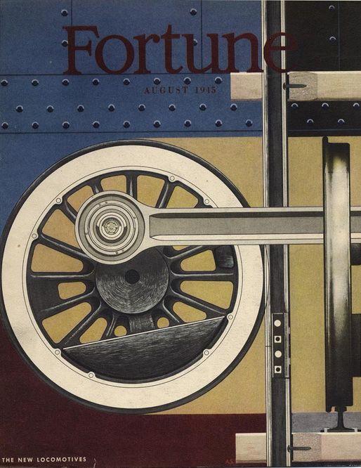 Fortune magazine cover 1945