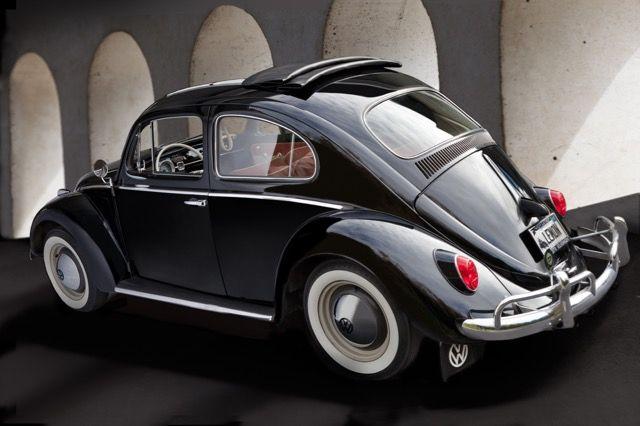 1963 VW Beetle Sunroof Sedan For Sale @ Oldbug.com
