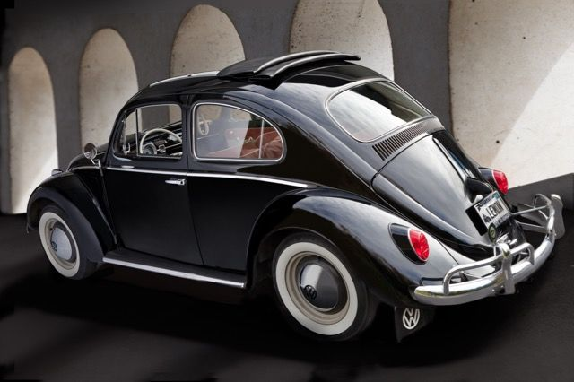1963 VW Beetle Sunroof Sedan For Sale @ Oldbug.com