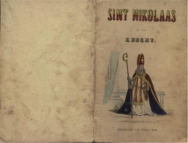 Kinderboek van Jan Schenkman - n.a.v. http://feeny.nl/de-misverstanden-over-sinterklaas