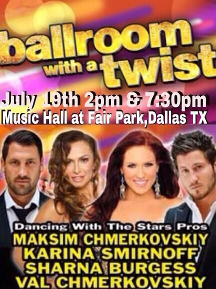 I'm going to this in Dallas!  Whoo hoo!