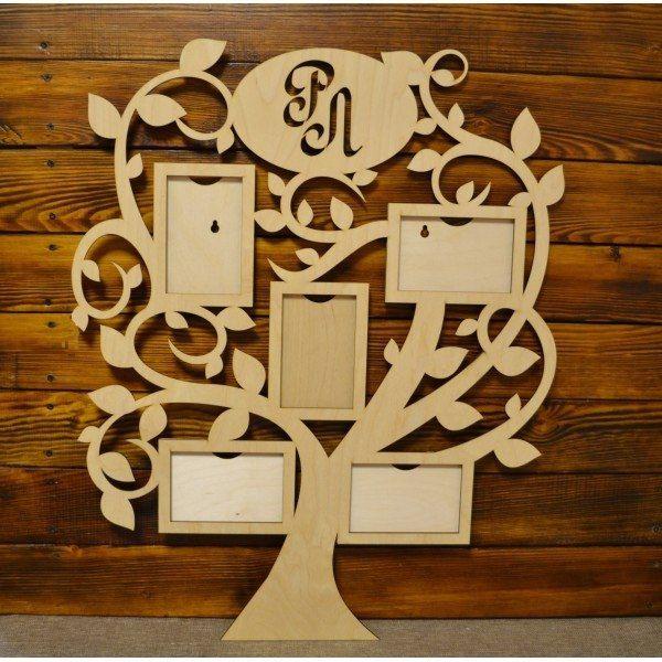 семейное дерево картинки из фанеры этих