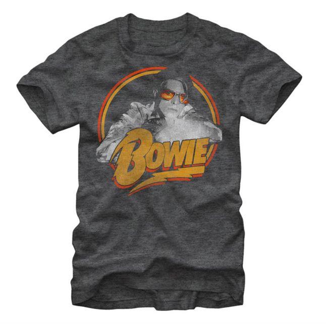 David Bowie - Retro Bowie Shirt