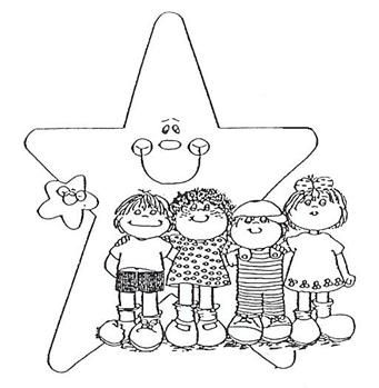childrens coloring pages for respect - photo#24