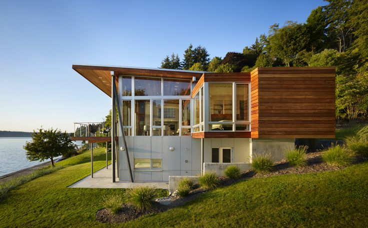 This is a really well executed project. Northwest architects....naturally!