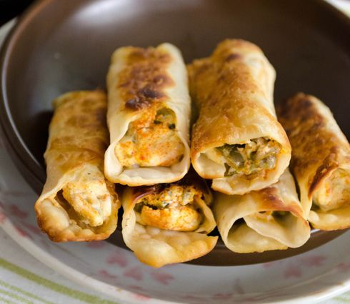 54 best images about Eggroll & Wonton Wrappers on Pinterest