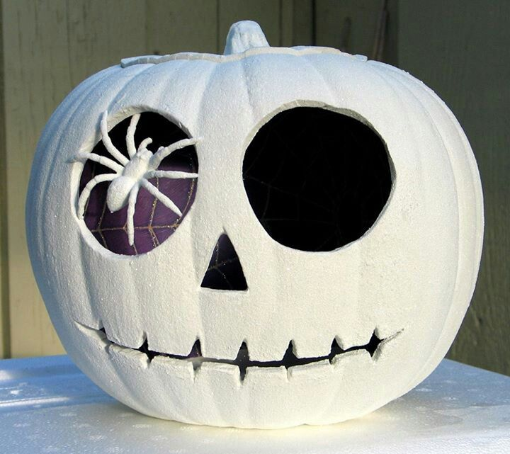 White pumpkin Check more at http://blog.blackboxs.ru/category/halloween/