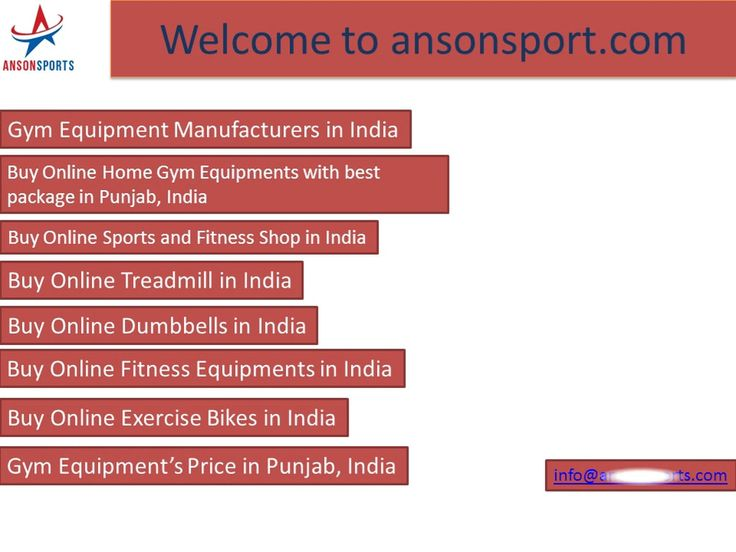 Anson Sports is a leading dumbbells suppliers in Jalandhar, Punjab, India.  www.ansonsports.com/buy-dumbbells-online