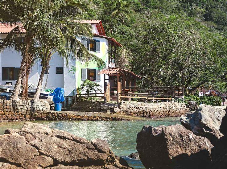 Hostels em Ilha Grande