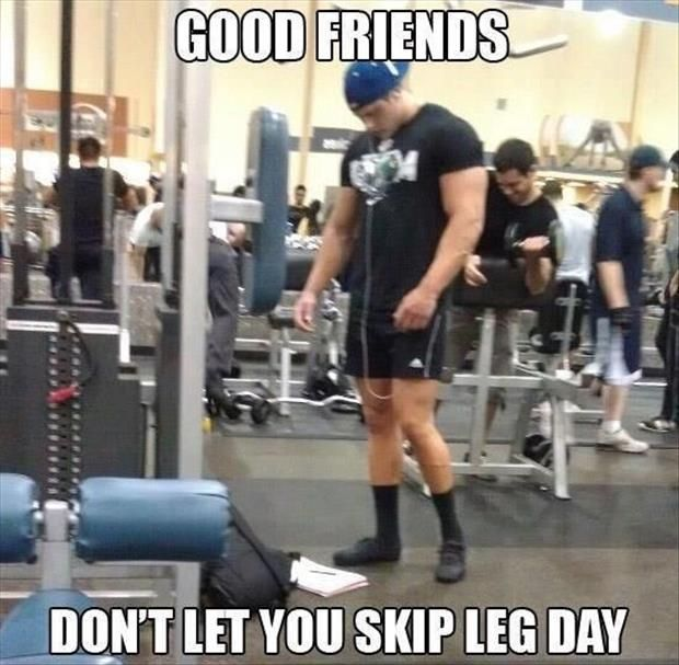 Meanwhile At The Gym – 30 Pics