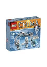 LEGO Lego 70230 Jääkarhuheimosetti