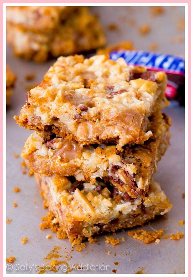 95 Reference Of Caramel Brownie Recipe With Sweetened Condensed Milk In 2020 Desserts Cookie Recipes Milk Recipes