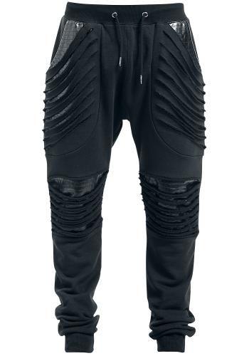 "Pantaloni uomo ""Gothic Rock"" del brand #Spiral."