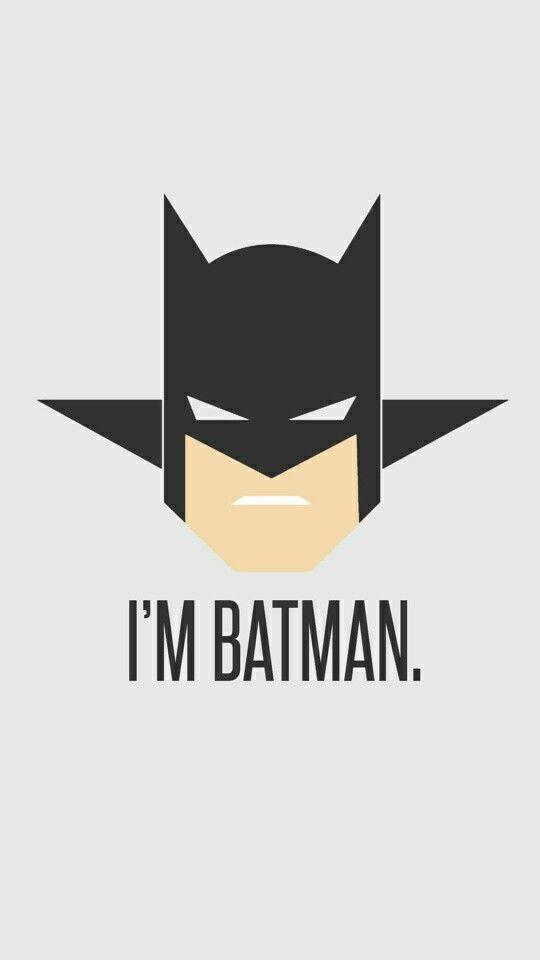 Bat man is the man