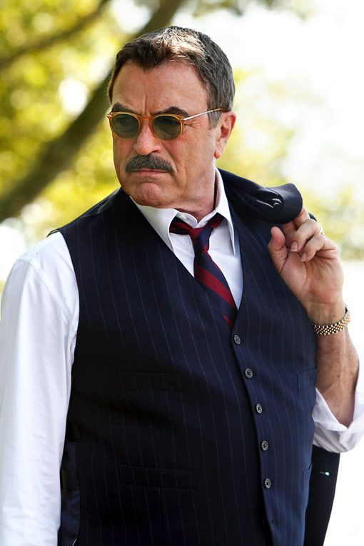 Tom Selleck - Frank Reagan - Blue Bloods - handsome as ever :) O & Happy Birthday!
