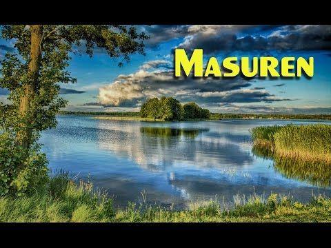 Masuren - Land der kristallenen Seen und dunklen Wälder